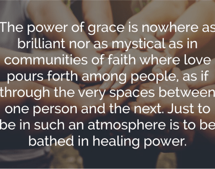 Serving - You Have The Power To Heal