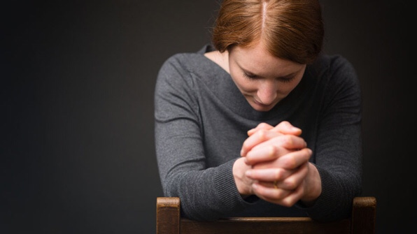 Lent 1 - Prayer Chair