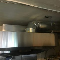 Kitchen Exhaust Fan Commercial Table Nook Nj Restaurant Hood Repair And Installations 24 7