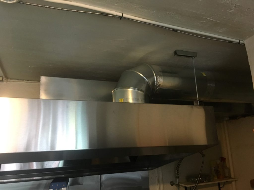 kitchen exhaust fan installation cabints nj restaurant hood repair and installations 24 7