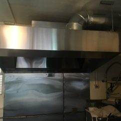 Kitchen Exhaust Fan Commercial Island On Wheels Nj Restaurant Hood Repair And Installations 24 7