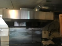 Commercial Kitchen Extractor Fan Installation  Dandk