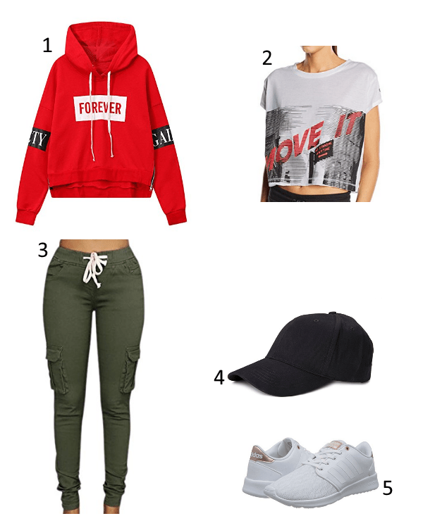 Street Outfit Frauen, Mädels Outfit,