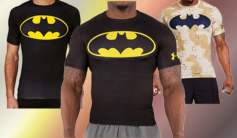kompressionsshirt batman