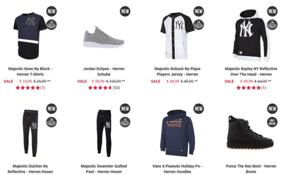 footlocker whats hot sale