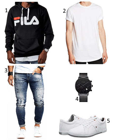 Fila Styler Outfit