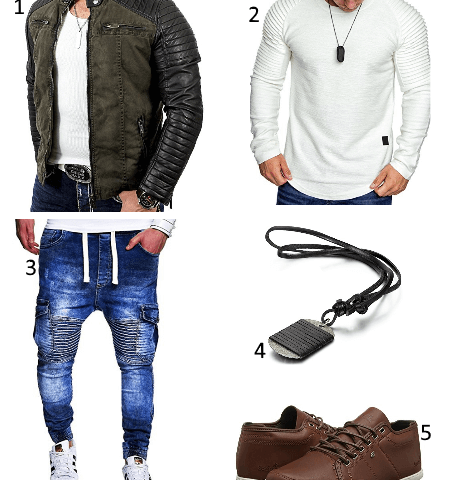 Street Dog Tag Outfit