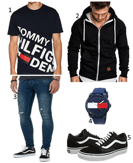 Tommy Hilfiger T-Shirt Outfit