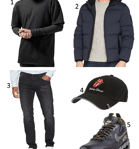 Ultra Air Max Outfit