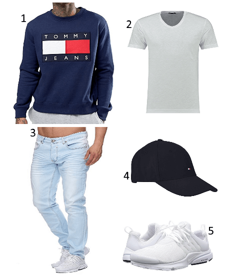 Tommy Hilfiger Street Outfit