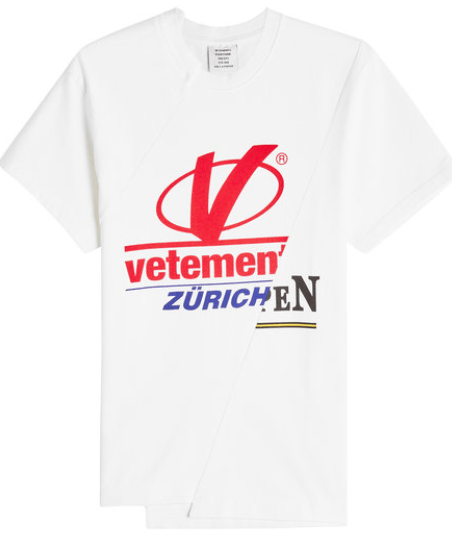 VETEMENTS Zürich T-Shirt