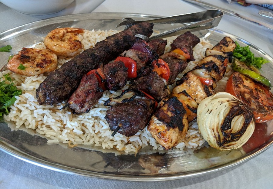 Fairouz Kebabs, Falafel & So Much More, Bostons Top Spots For Lebanese Food