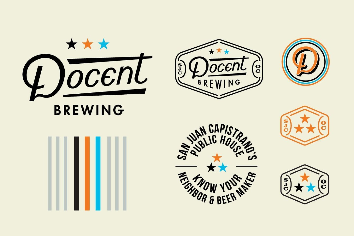 Docent Logo System