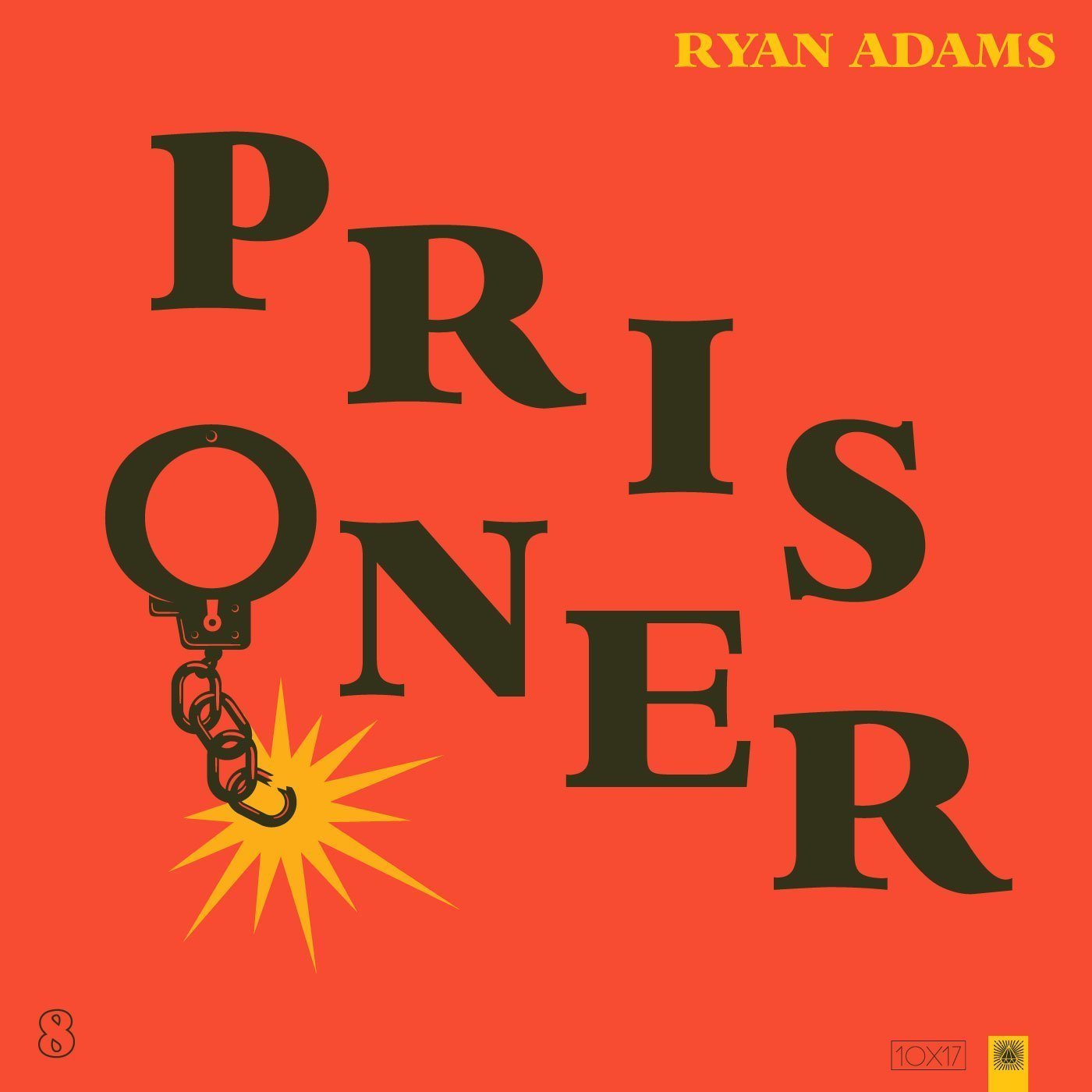 Ryan Adams Album Art Reimagined by Amy Hood - Broken Handcuff
