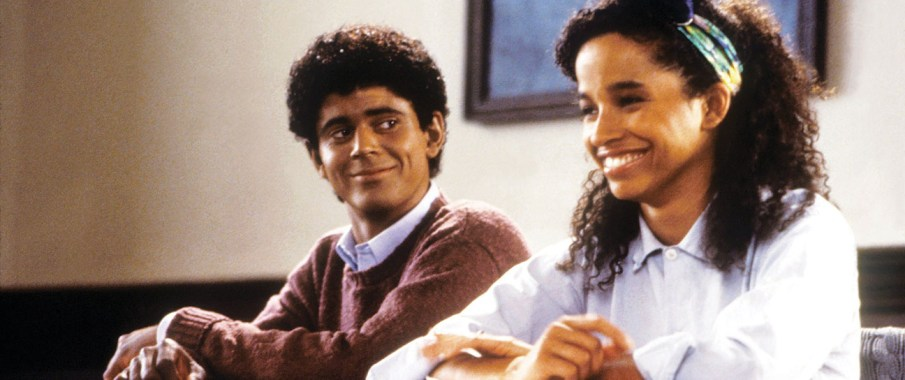 SOUL MAN, from left: C. Thomas Howell, Rae Dawn Chong, 1986. ©New World Pictures/courtesy Everett Co