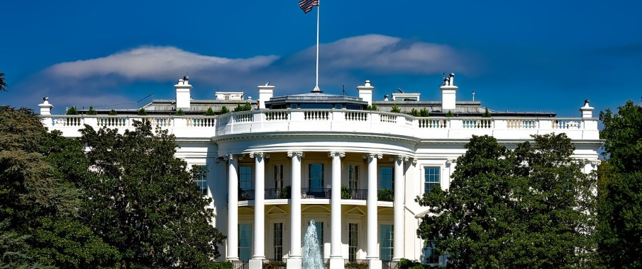 Contrary to popular belief, the White House was not destroyed by alien invaders.