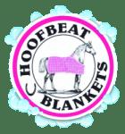 Hoofbeat Blankets Logo