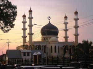 suriname paramaribo moskee