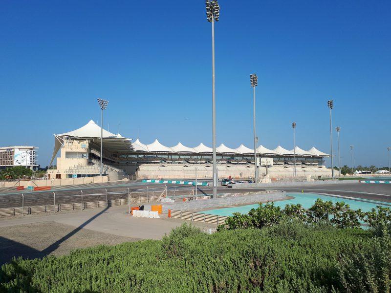 formule 1 Abu Dhabi