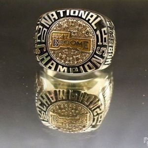 My niece nicoleharmer6 receiver her national championship ring! soccer nationalchamps