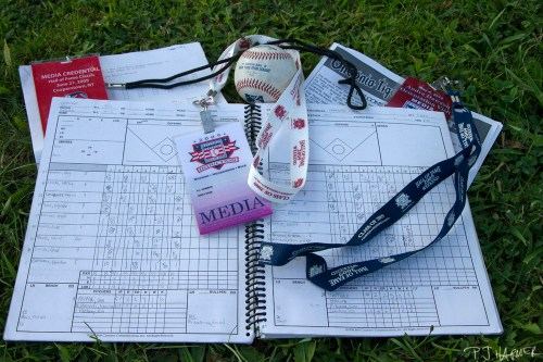 Some of the things from my time as a baseball writer.