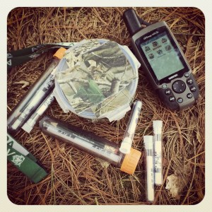 Time to get out and geocache!