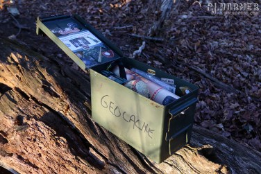 It's way better to get out and actually find a geocache than worry about how others play the game.