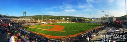 It's a great view in Altoona.