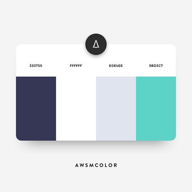 2019 website color schemes