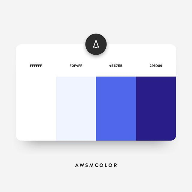 2019 website color schemes