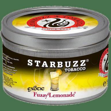 StarBuzz /  Fuzzy Lemonade(ややお菓子っぽい甘めのレモン)