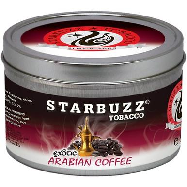 StarBuzz / Arabian Coffee(甘さ控えめのビターなコーヒー)