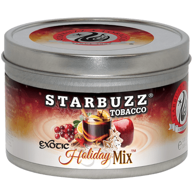 StarBuzz / Holiday Mix(甘めのスパイス系Mix)