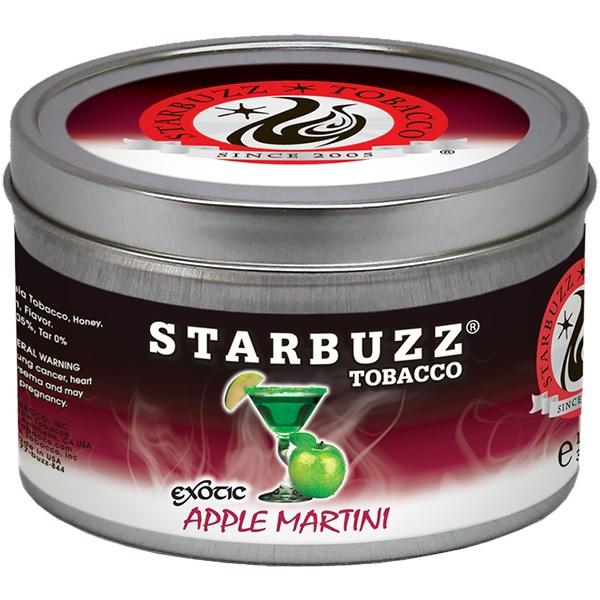 StarBuzz / Apple Martini(薄味サッパリ系の青りんご)