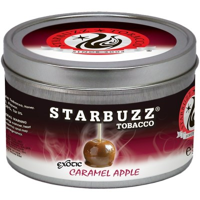 StarBuzz /  Caramel Apple(甘めのアップル)