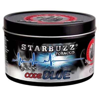 StarBuzz Bold / Code Blue(Blue Mistにチョコレートの後味)