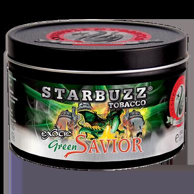 StarBuzz Bold / Green Savior(白檀のようなウッド系の香りとレモンの香り)
