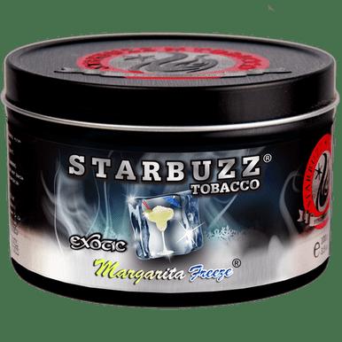 StarBuzz Bold / Margarita Freeze(中盤から後味のクセが出るがスッキリしたライム)
