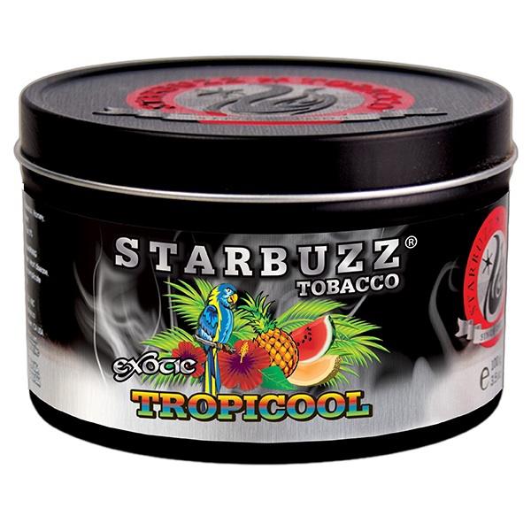 StarBuzz Bold / Tropicool(パイン飴の香りと清涼感、SBのBlue Surferに似ている)