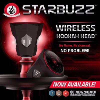 StarBuzz Wireless Hookah Headが販売開始、それと残念なお知らせ。