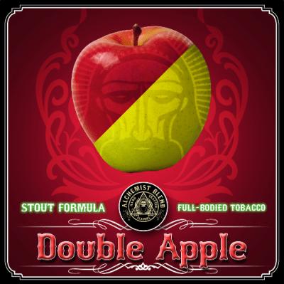 Alchemist Blend Stout / Double Apple(ナハラとAFの中間、ややAF寄りのダブルアップル)