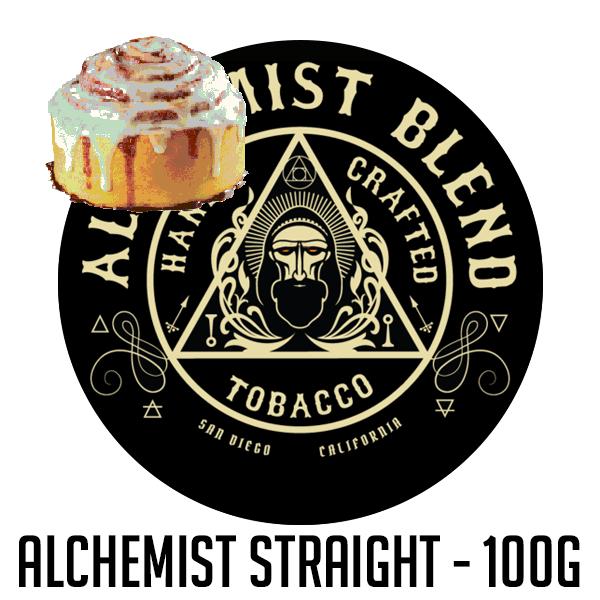 Alchemist Blend Straight Line / Cinnamon Bun(確かにシナモンロールの香り、非常に再現度が高い)