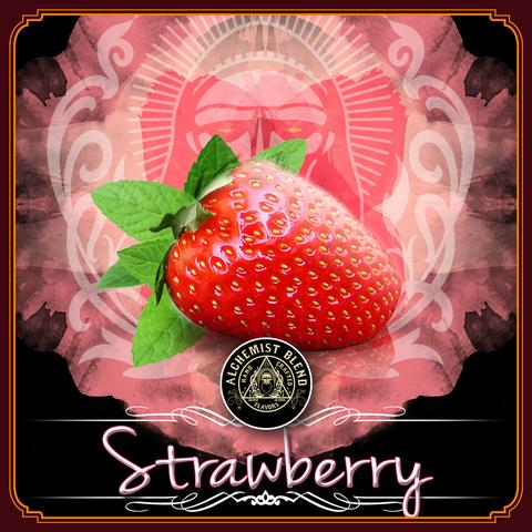 Alchemist Blend Straight Line / Strawberry(クラシックなStrawberry系が一回り洗練されている、美味しい)