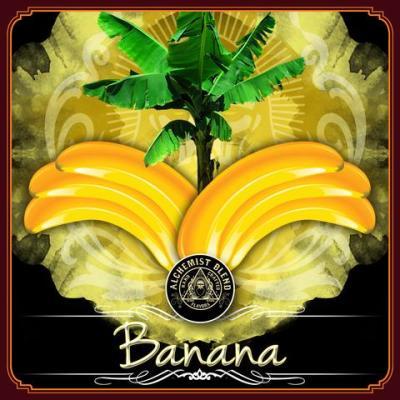 Alchemist Blend Straight / Banana(紙パックのバナナオレのような香りと少々の渋味)