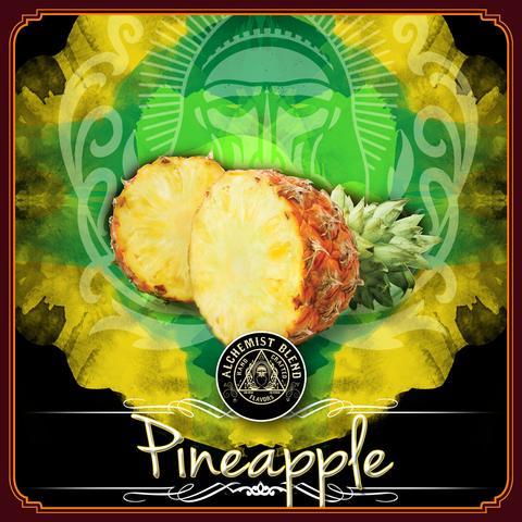 Alchemist Blend Straight / Pineapple(香り自体の出来は良い、開封してから3日ほど放置する必要があった)