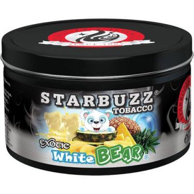 StarBuzz Bold / White Bear(濃縮還元のパイナップルジュースのような香り)
