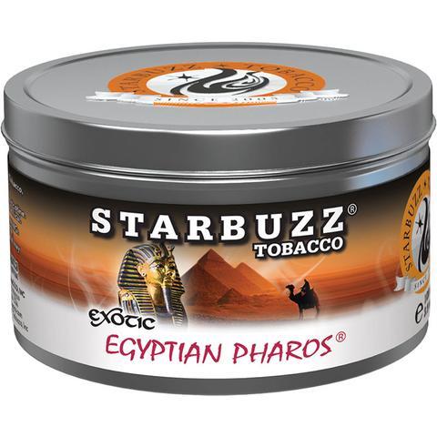 StarBuzz / Egyptian Pharos(ローストしたナッツっぽい香ばしさの入ったCream系のMix)