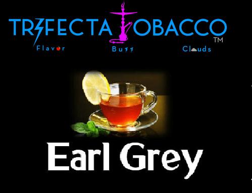 Trifecta Dark / Earl Grey(香りは良いが煙の質や安定感に難があり工夫が必要、ポテンシャルはある)