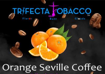 Trifecta Dark / Orange Seville Coffee(Coffee系としては不思議なほどスッキリとまとまっている)