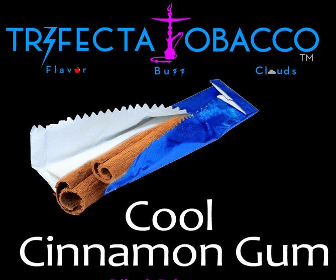 Trifecta Dark / Cool Cinnamon Gum(シャープな清涼感が特徴、他社より少し甘めのCinnamon Gum)